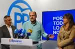 El PP reivindica la necesidad de un gobierno de Pablo Casado para desbloquear el Maestrat