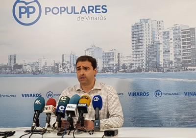 La inversión del Ministerio en Vinaròs no alcanza ni el 20% de los daños ocasionados por el temporal Gloria