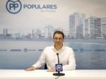 """El PP solicita al gobierno local """"menos publicidad y más realidad"""""""