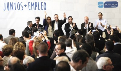 """Fátima Báñez: """"España necesita estabilidad política para mantener el rumbo de la recuperación económica"""""""