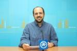 """El PP resume """"en un decálogo"""" la gestión del tripartito durante 2016"""