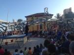 El PP lamenta que el tripartito haya suprimido el festival de teatro y circo de calle La mar de circ
