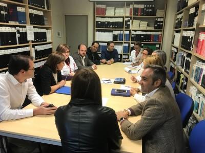 Bonig anuncia que el PP velará para que los hospitales comarcales como el de Vinaròs presten todos los servicios