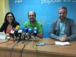 El PP reclama una financiación que tenga en cuenta a las personas y que no discrimine entre territorios