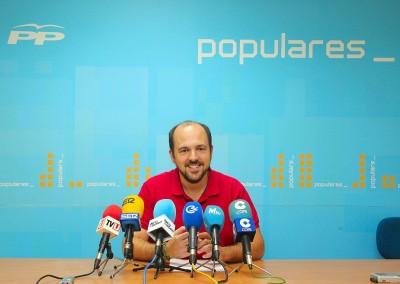 """El PP denuncia """"la estafa política cometida por el tripartito a los discapacitados con el Centro Especial de Empleo"""""""