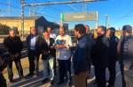 """Gandía: """"El trabajo de diez años para que Vinaròs tenga un servicio de trenes digno ha valido la pena"""""""