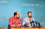 El PP llevará a los juzgados la arbitraria expulsión en el pleno del portavoz popular por parte de Enric Pla