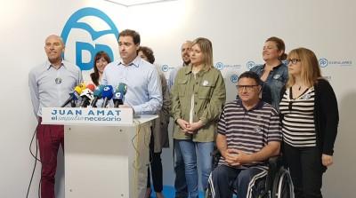 """El PP cierra la campaña """"donde hemos presentado las propuestas y el equipo que necesita Vinaròs para tener el impulso necesario"""""""