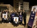 El PP trasladará a los vinarocenses la ilusión por dar el impulso necesario a Vinaròs