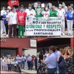 El PP apoya a los 126 profesionales del Departamento de Salud de Vinaròs que pierden su puesto de trabajo por decisión de Ximo Puig y Mónica Oltra