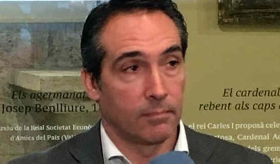 """Ibáñez: """"Puig engaña a los valencianos y trata de tapar el caos de su gestión culpando de todo a Mariano Rajoy"""""""